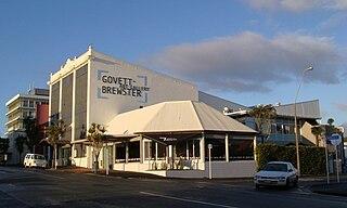 Govett-Brewster Art Gallery