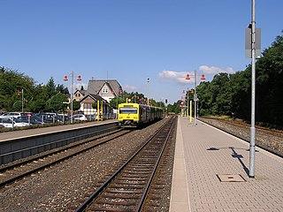 Grävenwiesbach station