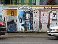 Graffiti, Belmont, Portland, Oregon.JPG