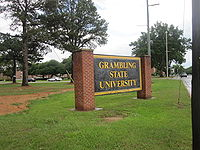Image illustrative de l'article Université d'État de Grambling