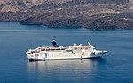 Grand Celebration - Ibero Cruceros - cruise ship - Santorini - Greece - 02.jpg