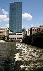 Grand River, Grand Rapids