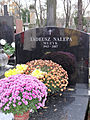 Grave of Tadeusz Nalepa at Powązki Cemetery - 01.jpg
