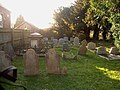 Graveyard in Compton Berkshire - geograph.org.uk - 1057130.jpg