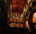 Great View inside the Hexham Abbey - panoramio.jpg
