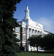 Greenwich (CT) Town Hall