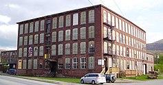 Greylock (Cariddi) Mill North Adams west building