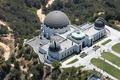 Griffith Observatory on the south-facing slope of Mount Hollywood in L.A.'s Griffith Park (LC-DIG-highsm- 22255).tif