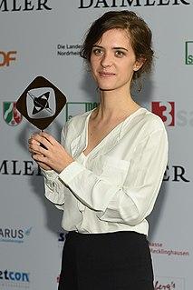Liv Lisa Fries German actress