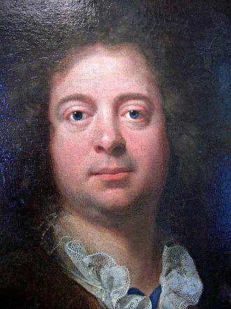 Antoine Coypel -  Portrait of the French Artist Antoine Coypel, by Alexis Grimou, Musée des Beaux-Arts de Rouen, 1705