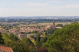 Grisolles, Tarn-et-Garonne - A general view of Grisolles
