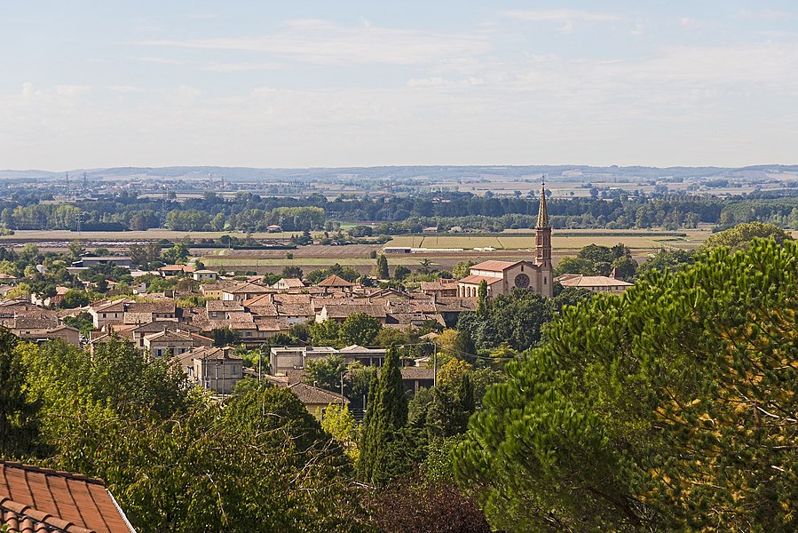 English:  Grisolles, Tarn-et-Garonne