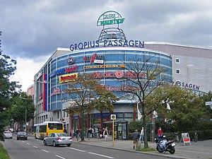Gropiusstadt - Image: Gropius passagen