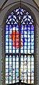 Grote Kerk, Haarlem Blaues Buntglasfenster 04.jpg