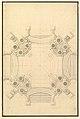 Ground Plan for Catafalque for Johann Wilhelm, Count Palatine of the Rhine (d. 1716). MET DP820113.jpg