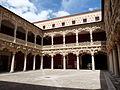 Guadalajara Palacio del Infantado courtyard I.jpg