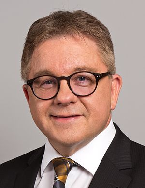 Baden-Württemberg state election, 2016 - Image: Guido Wolf 2013 (portrait)