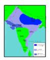 Gupta empire Bengali map.png