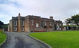 Goldsworthy Gurney - Gurney's Castle