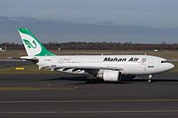 EP-MNP - A310 - Mahan Air