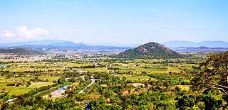 Hàm Thuận Nam District District in Southeast, Vietnam