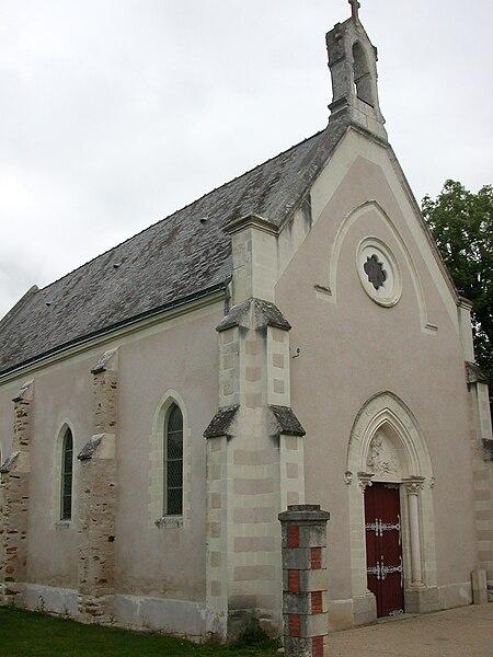 Notre-Dame du Bon-Secours Chapel in Héric
