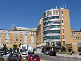Rimouski - Regional Hospital of Rimouski