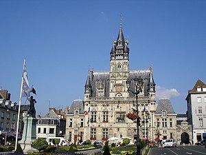 Compiègne - Town hall