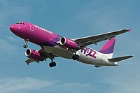 HA-LPS - A320 - Wizz Air