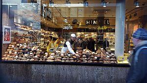 Hinkel Bakery - Image: HINKEL BAKERY1
