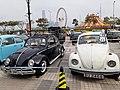 HK 中環 Central 愛丁堡廣場 Edinburgh Place 香港車會嘉年華 Motoring Clubs' Festival outdoor exhibition January 2020 SS12 Volkswagen Beetle VW Bug in Hong Kong.jpg