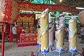 HK 西營盤 Sai Ying Pun 香港 中山紀念公園 Dr Sun Yat Sen Memorial Park 香港盂蘭勝會 Ghost Yu Lan Festival offerings 19.jpg