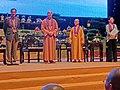 HK 香港體育館 Coliseum May-2013 香港佛教聯合會 Hong Kong Buddhist Association 陳潔靈 Elisa Chan n 潘宗光 POON Chung-kwong.JPG