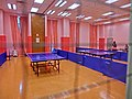 HK Shek Tong Tsui Sports Centre 石塘咀市政大廈 運動場 STT SC Table Tennis Room interior April 2013.JPG