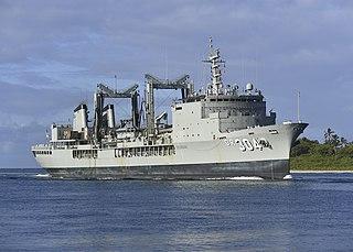 HMAS <i>Success</i> (OR 304) Durance-class multi-product replenishment oiler