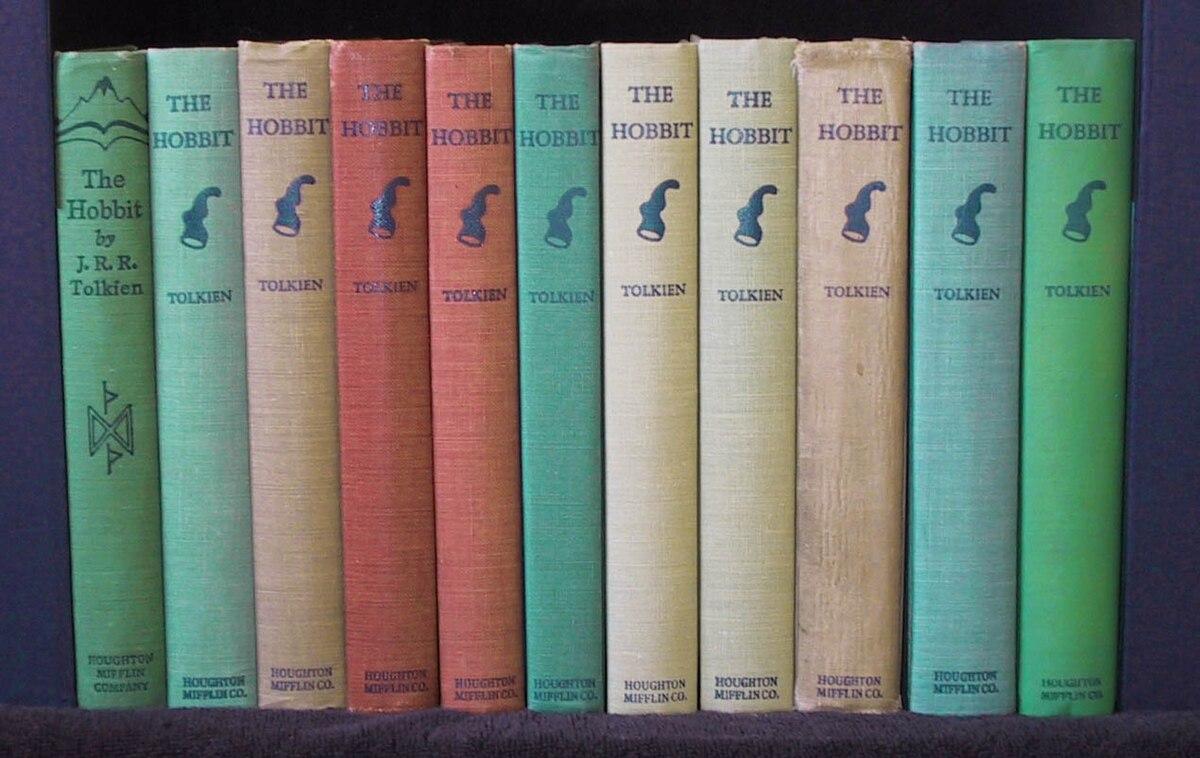 El hobbit - Wikipedia, la enciclopedia libre