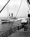 HMS Antrim (D18) underway in the Mediterranean Sea, in 1972.jpg
