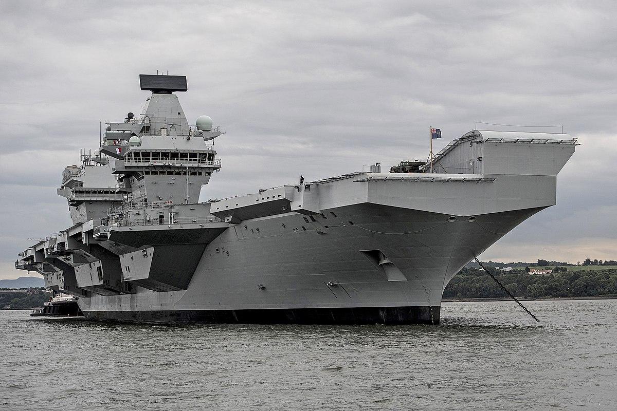 HMS Queen Elizabeth R Wikipedia - Queen elizabeth cruise ship wikipedia