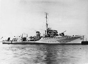 HMS Shearwater