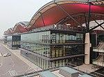 HZMB HK Passenger Clearance Building Southwest Side.jpg