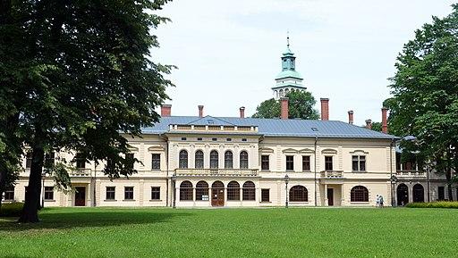 Habsburger Schloss Zywiec-Saybusch