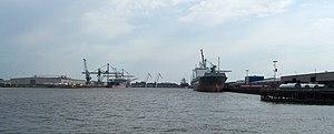 Ports of Bremen - Neustädter Hafen