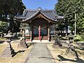 Haiden of Kumano Shrine near Shin-Tosu Station.jpg