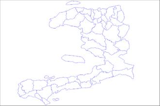 Arrondissements of Haiti - Arrondissements of Haiti