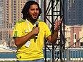 Halal Bilal performing at Doha Tribeca Film Festival - panoramio (3).jpg