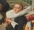 Hals, Dirck - Fête champêtre (detail women) - 1627.jpg