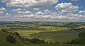 Hambledon Hill towards Shaftesbury 20080614.jpg