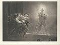 Hamlet, Horatio, Marcellus and the Ghost (Shakespeare, Hamlet, Act 1, Scene 4) MET DP109516.jpg