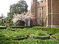 Hampton Court Palace 05 Knot Garden TTaylor05.JPG