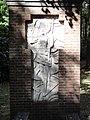 Handel (Gemert-Bakel) Processiepark, sculptuur Johannes de Doper.JPG